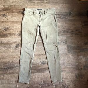 Rock&Republic - faded Olive - Skinny Jeans